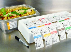 Food Service Labels