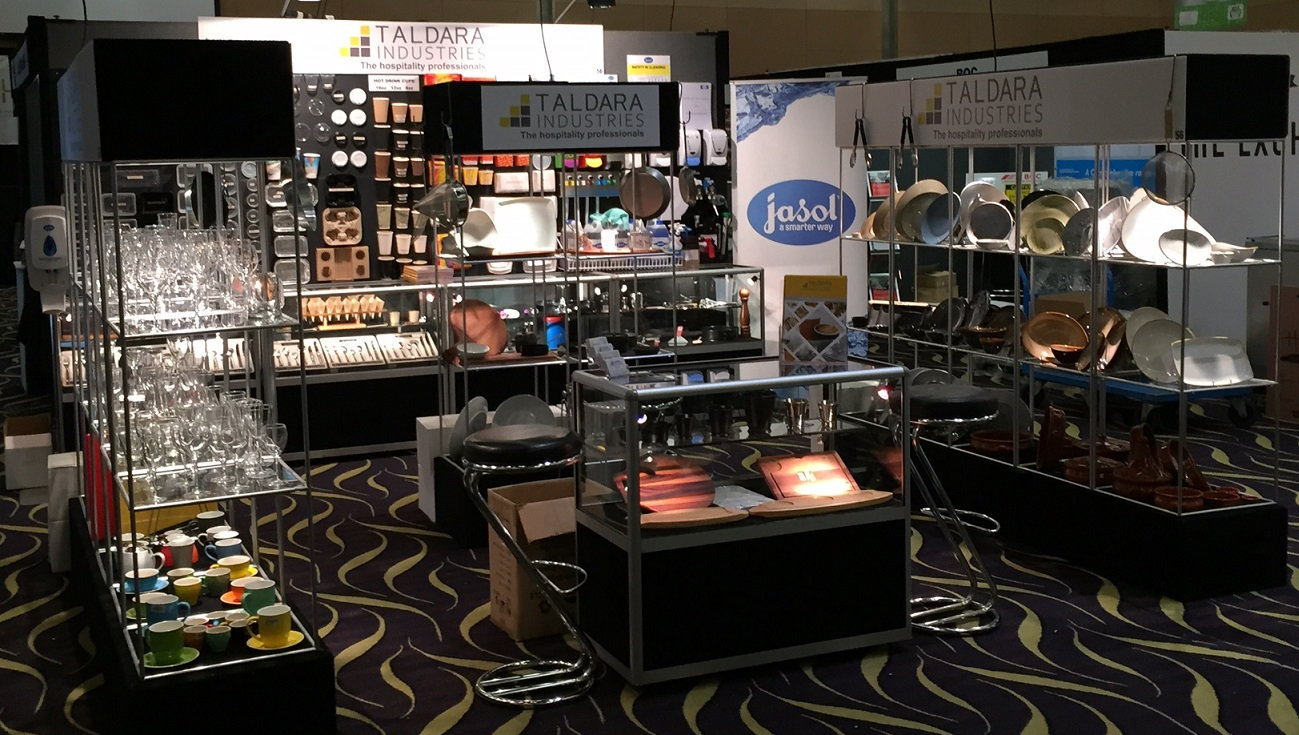 2015 Perth Hospitality Expo - Taldara Industries Exhibit