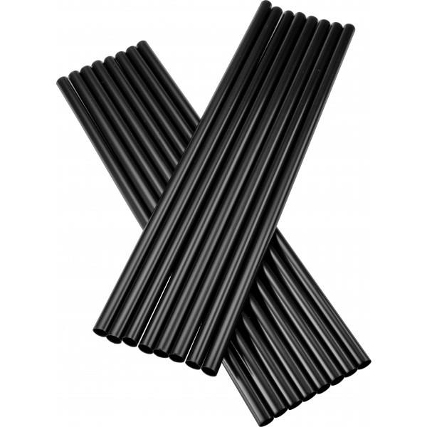 Plastic Straws Regular 210mm