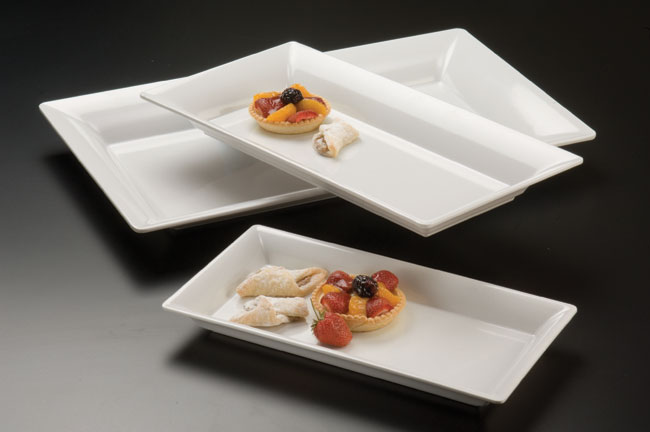 Melamine Platters, Bowls and Dishes.