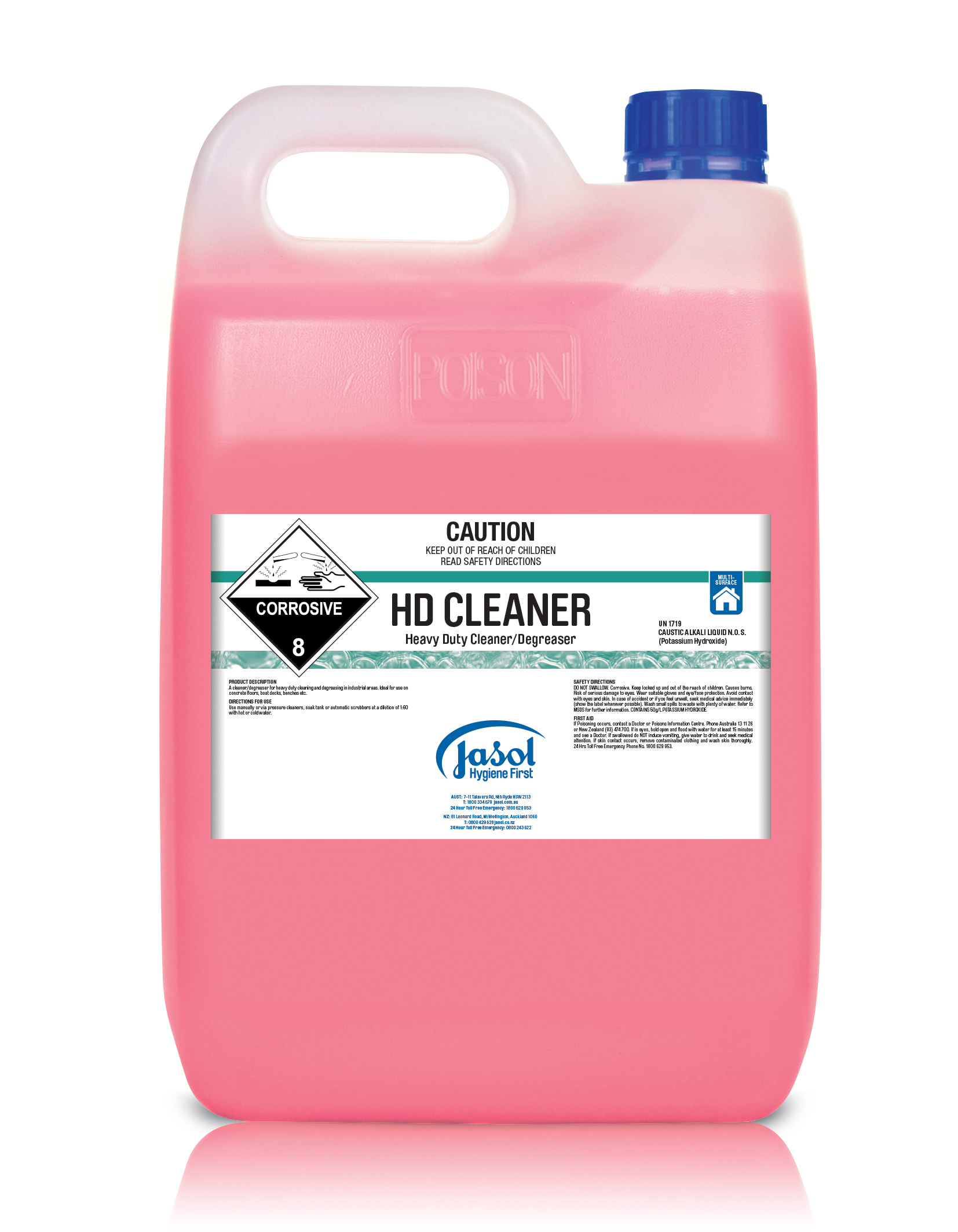Klenzall HD Cleaner