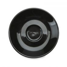 Cafe Culture Cappuccino Saucer Black