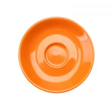 Cafe Culture Demi Cup Saucer Orange