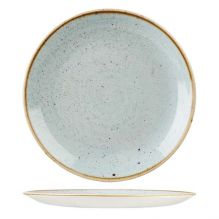 Stonecast Duck Egg Round Coupe Plate 165mm