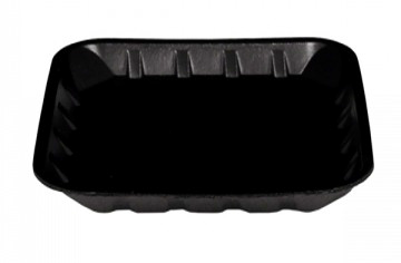 Black Deep Tray 8X7 Open Cell