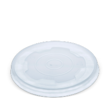 Flat Bowl Lid 32oz
