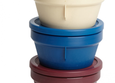 Polypropylene Insulated Bowls and Lids