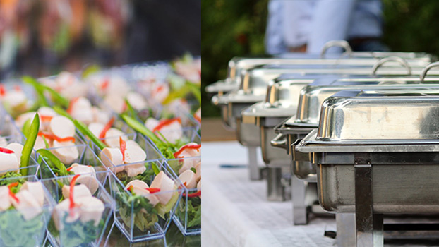 taldara equipment for catering and buffet