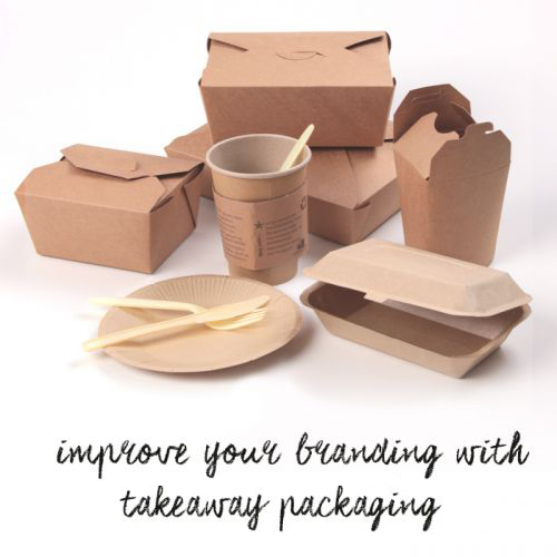 Custom Branded Food Packaging