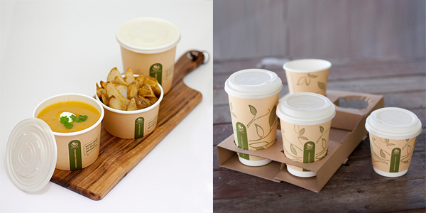 Environmentally Friendly Takeaway Cups
