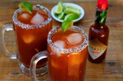Michelada Cocktails & Hot Sauce