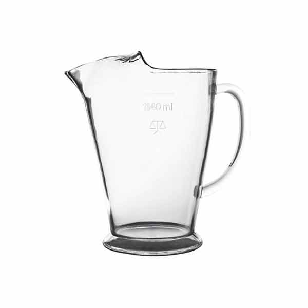 1140ml GW Poly SAN Ice Lip Jug