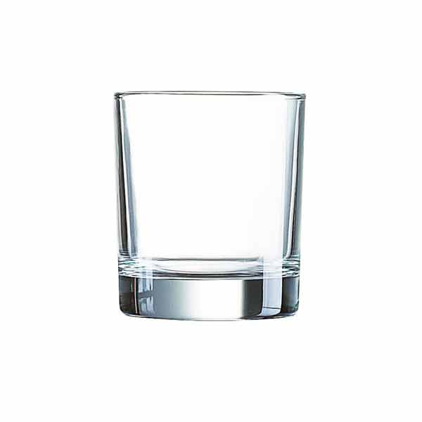 300ml Arcoroc Islande Old Fashioned Glass