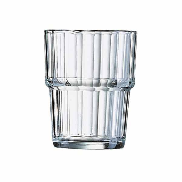 250ml Arcoroc Norvege Old Fashioned Glass