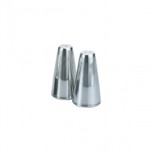 Salt & Pepper Shaker Stainless Steel Set