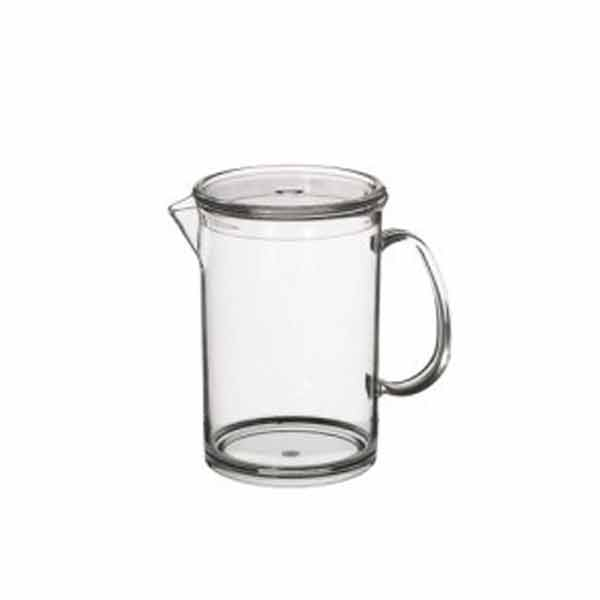 1000ml GW Poly Pitcher & Lid