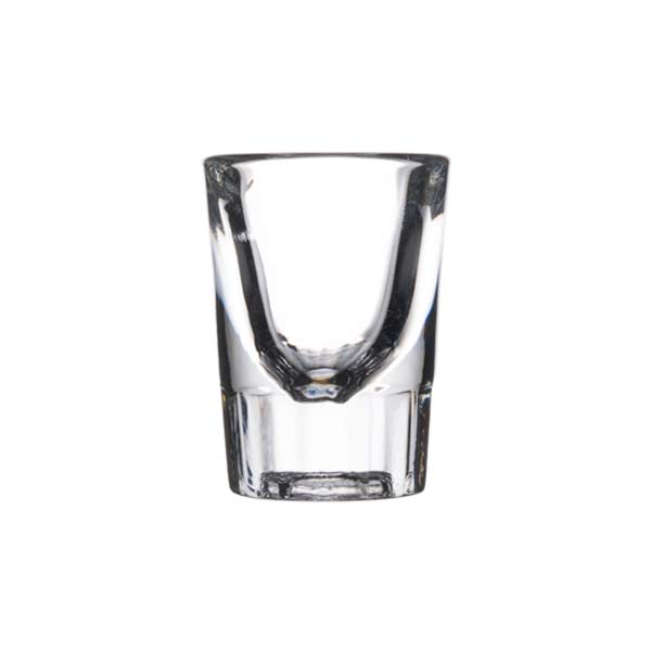59ml Libbey Fluted Whisky/ Shot Glass