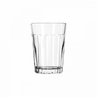 251ml Libbey Panelled Juice Glass - Image 1