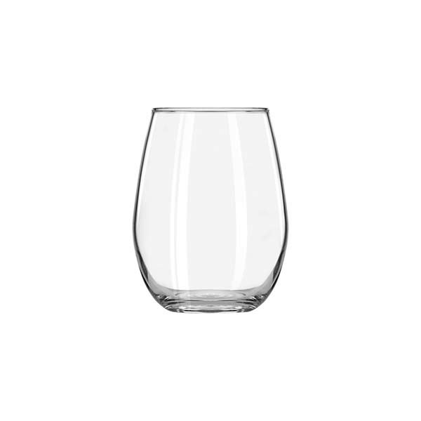 348ml Vina Stemless White Wine Glass