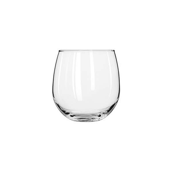 495ml Vina Stemless Red Wine Glass