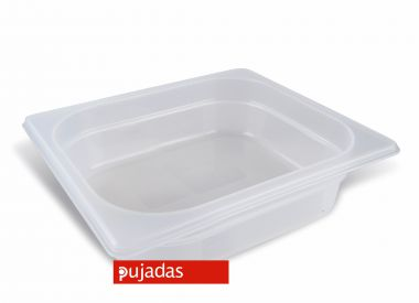 Clear Polypropylene GN Food Pans 1/2 Size