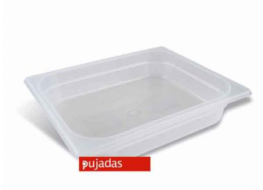 Clear Polypropylene GN Food Pans 1/1 Size