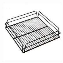 Glass Basket/ Rack Rectangular