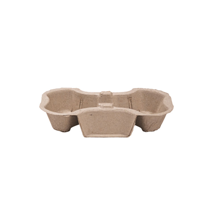 Enviroboard® 2 Cup Carry Tray