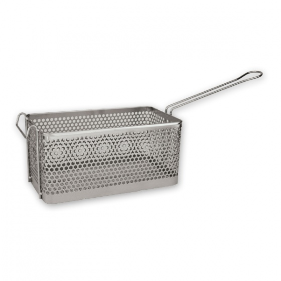 Rectangular Fry Basket 155x200x225mm