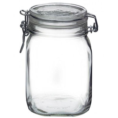 Fido Glass Jar 750ml