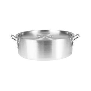 Aluminium Brazier 4mm 18L With Cover
