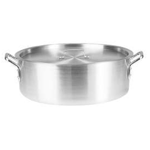 Aluminium Brazier 4mm 29L With Cover