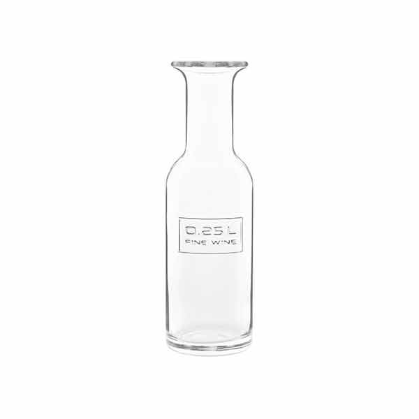 250ml Bormioli Optima Wine Bottle
