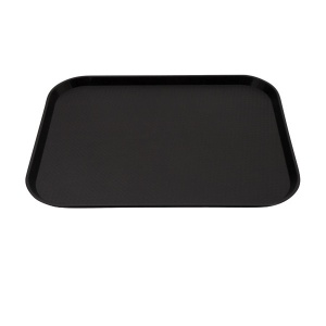 Fast Food Tray - Black Large