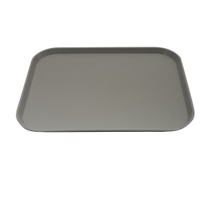 Fast Food Tray - Grey Large
