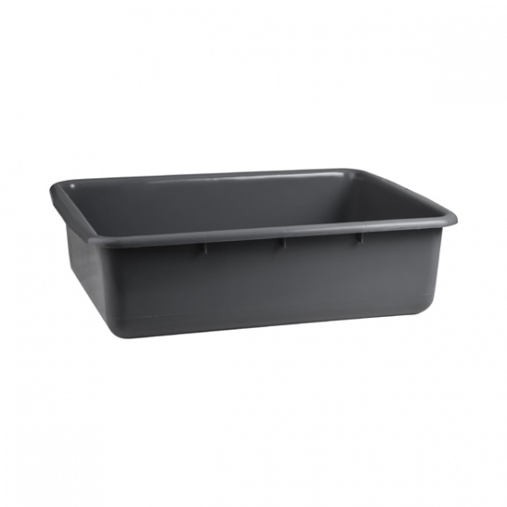Tote Box Grey 500x380x145mm