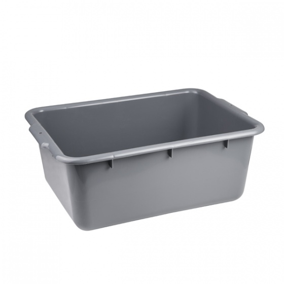 Tote Box Grey 530x385x205mm