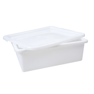 Tote Box White 530x430x175mm
