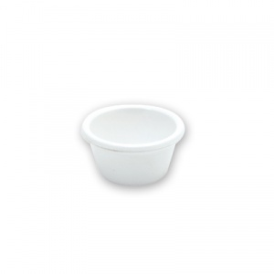 Ramekin - White 90ml