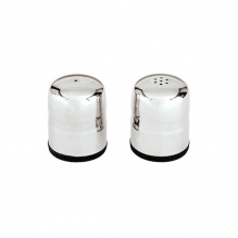 Salt & Pepper Shaker 18/8 Stainless Steel Set