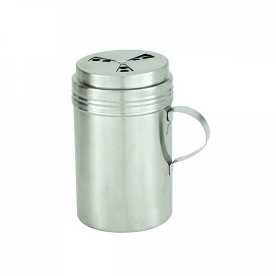 Stainless Steel 4-Way Shaker 285ml With Handle