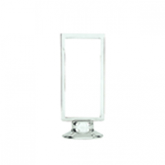 Menu Stand Frame With Heavy Base