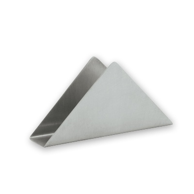 Stainless Steel Triangular Napkin Holder