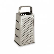 Grater Stainless Steel Flat Handle 110 x 85