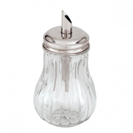 Glass Sugar Dispenser 285ml (10oz)