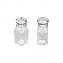 Salt & Pepper Shaker Square Set