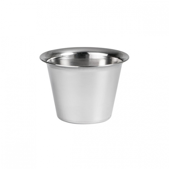 Stainless Steel Sauce Cup 65mm