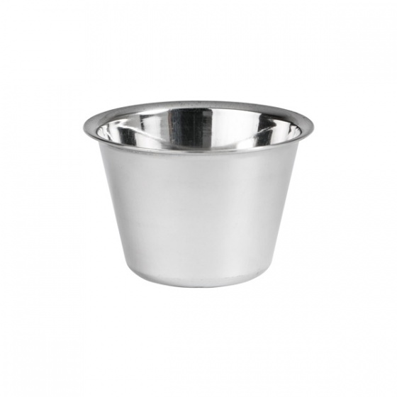 Stainless Steel Sauce Cup 80Mm