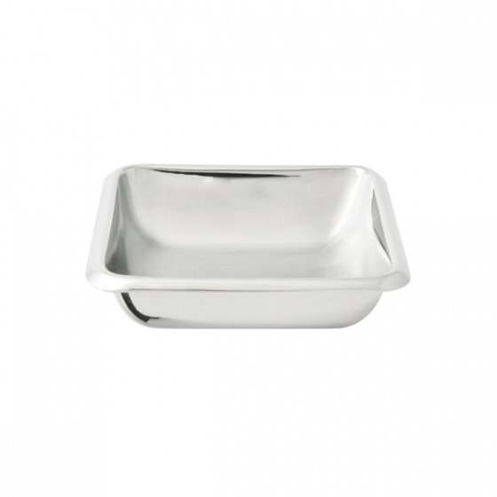 Stainless Steel Square Sauce Dish 80 x 80 x 20mm