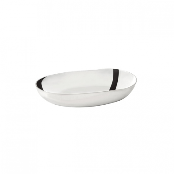 Stainless Steel Olive/Sauce Dish 75 x 35 x 15mm